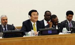 Hội nghị Thượng đỉnh Liên Hợp Quốc về  mô hình phát triển nông thôn mới