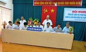 Cục Thuế tỉnh Trà Vinh: Điểm sáng ngành thuế ở miền Tây Nam Bộ