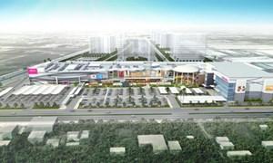 """Quý IV/2015: Hà Nội đón 2 trung tâm mua sắm """"khủng"""""""