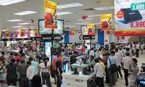 Trần Anh mở siêu thị đầu tiên theo mô hình Nojima Nhật Bản