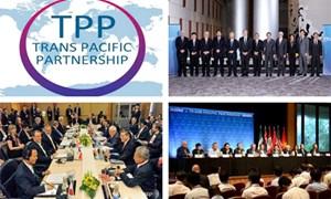 Cam kết TPP trong lĩnh vực tài chính