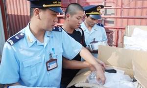 Tịch thu lô hàng thiết bị y tế cấm nhập khẩu