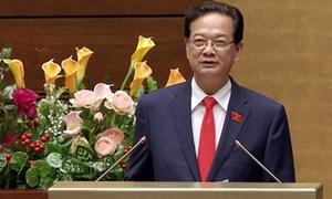 Thủ tướng trả lời chất vấn tại kỳ họp thứ 10, Quốc hội khóa XIII