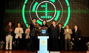 Lễ khai trương giao diện mới Cổng Thông tin điện tử Bộ Tài chính