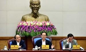Thủ tướng: Nỗ lực đạt kết quả cao nhất các nhiệm vụ đề ra năm 2015