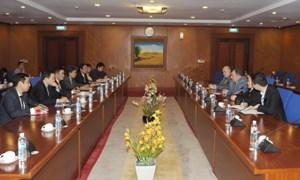 IIB sẵn sàng hỗ trợ khu vực doanh nghiệp vừa và nhỏ tại Việt Nam