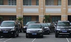 Công tác quản lý, sắp xếp xe ô tô công ngày càng hiệu quả