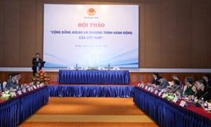 Cộng đồng ASEAN và những việc cần làm ngay