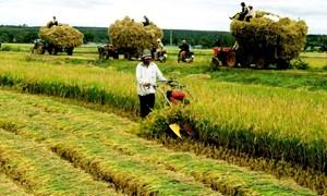 Máy chuyên dùng cho nông nghiệp nào không chịu thuế GTGT?