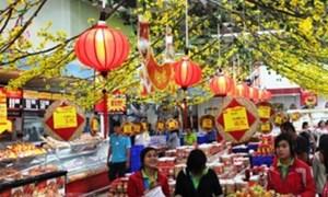 Bộ Tài chính lập 3 đoàn kiểm tra giá thị trường Tết Bính Thân 2016