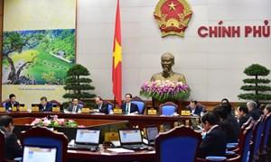 Phiên họp Chính phủ thường kỳ tháng 2/2016