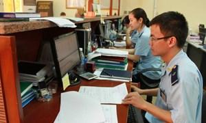 Quy chế trao đổi thông tin thu nộp thuế trên tờ khai điện tử