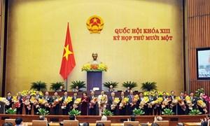 Các tân Bộ trưởng khẳng định sẽ đẩy mạnh cải cách