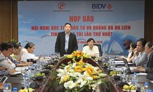 Hội nghị Xúc tiến Đầu tư và Quảng bá du lịch tỉnh Quảng Trị