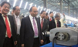 Thủ tướng gặp gỡ doanh nghiệp vào ngày 29/4