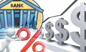 Các ngân hàng đang có sự phân hoá về tăng trưởng