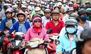 Bỏ phí đường bộ đối với mô tô, xe máy