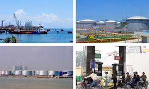 Thủ tục hải quan đối với xăng dầu xuất nhập khẩu