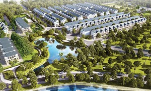 Hà Nội sắp có thêm 1.200 căn biệt thự mới