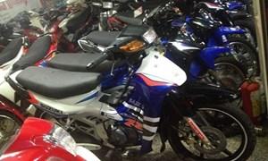 Giả mạo hải quan Đồng Tháp để bán xe máy lậu