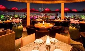 Nhà hàng nào có bữa ăn 2 triệu USD tặng kèm kim cương?