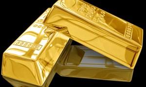 Giá vàng thế giới chạm đáy