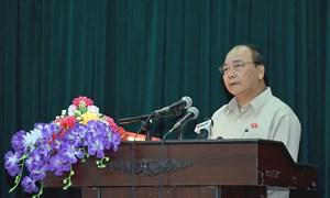 """Thủ tướng Nguyễn Xuân Phúc: """"Dân thông thì mọi việc đều thông"""