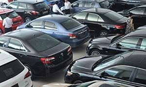 Điều chỉnh giá tính lệ phí trước bạ đối với ô tô, xe máy