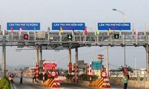 Bộ Tài chính tiếp tục giảm phí đường bộ