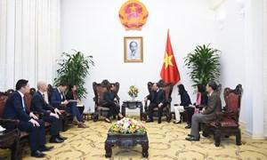 Tạo mọi điều kiện thuận lợi cho các doanh nghiệp Israel đầu tư tại Việt Nam