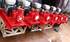 Tiêu chuẩn kỹ thuật quốc gia đối với máy bơm nước chữa cháy dự trữ quốc gia