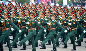Chính sách mới đối với quân nhân chuyên nghiệp nghỉ hưu trước hạn tuổi