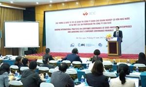SCIC thúc đẩy quản trị doanh nghiệp theo thông lệ quốc tế
