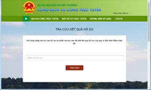 Hướng dẫn triển khai dịch vụ công trực tuyến