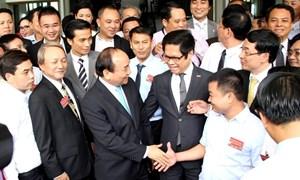Lãnh đạo Chính phủ lắng nghe ý kiến, đề xuất của doanh nghiệp