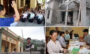 Bộ Tài chính giải đáp ý kiến cử tri về chính sách hỗ trợ hộ nghèo