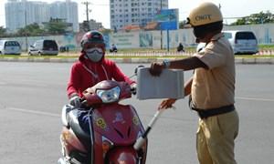 Gỡ vướng xử phạt vi phạm hành chính trong lĩnh vực giao thông đường bộ