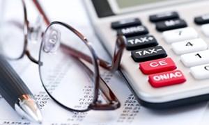Mua hàng theo hình thức trả chậm, khai thuế thế nào?