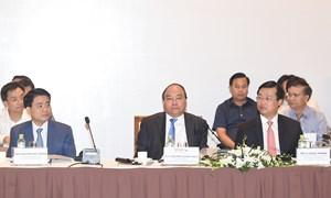 Đối thoại Chính phủ và khu vực tư nhân với 3 ngành mũi nhọn