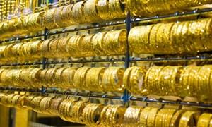 Vàng trong nước tiếp tục rớt giá