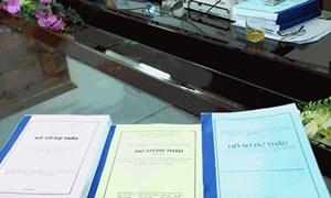 Gỡ vướng trường hợp sai tên trong đơn dự thầu và bảo lãnh dự thầu
