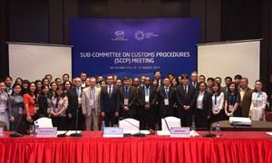Kết nối cơ chế một cửa quốc gia giữa các nền kinh tế thành viên APEC