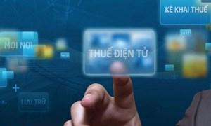 Hoàn thuế điện tử - Giải pháp tối ưu cho người nộp thuế