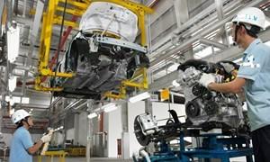 Sản xuất toàn ngành công nghiệp tăng 7,9% trong 9 tháng
