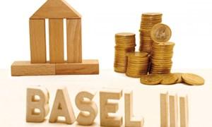Gần tiến tới thỏa thuận cuối cùng về áp dụng Basel III