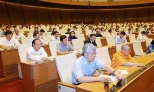 Quốc hội thống nhất cao quy định một đầu mối quản lý nợ công