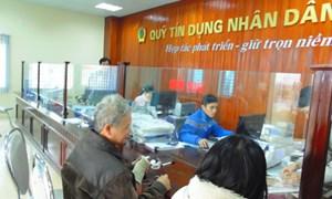 Điều kiện thành lập quỹ tín dụng nhân dân