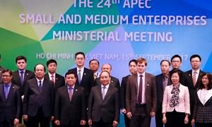 Năm động lực tích cực từ APEC