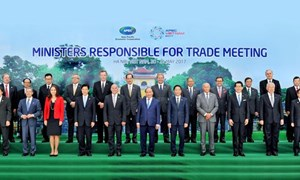 APEC 2017: Định hình tương lai kinh tế châu Á - Thái Bình Dương