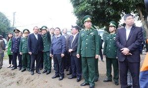 Cao điểm chống buôn lậu, gian lận thương mại tuyến biên giới Lào Cai